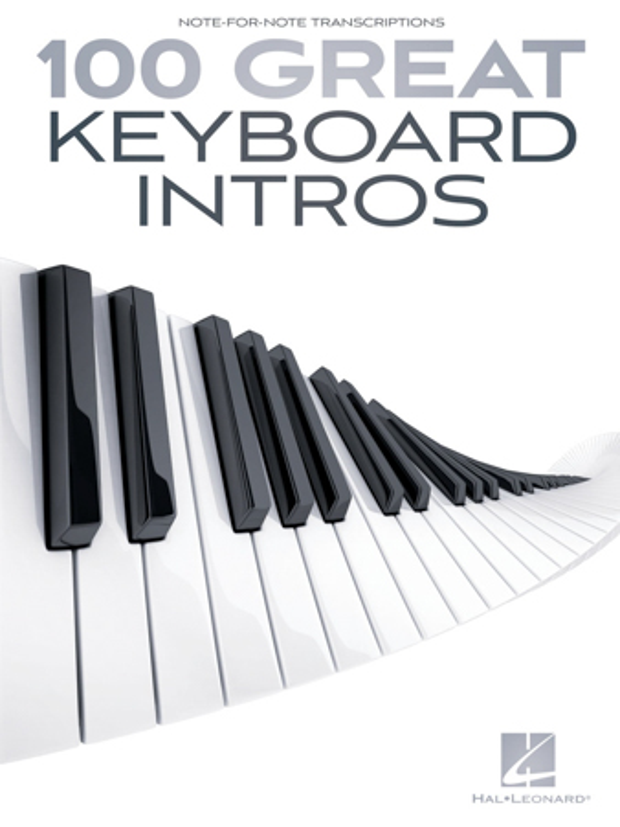 100 Great Keyboard Intros