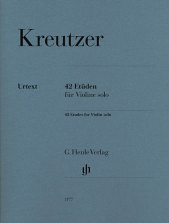 42 Etudes for Violin Solo