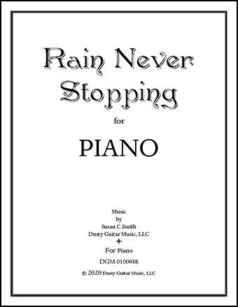 Rain Never Stopping