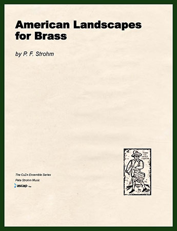 American Landscapes for Brass
