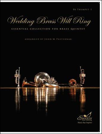 Wedding Brass Will Ring brass sheet music cover