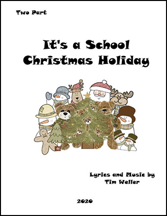 A School Christmas Holiday