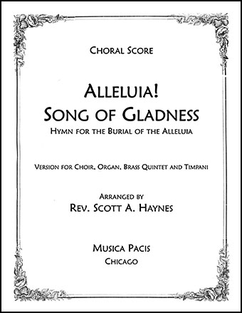 Alleluia. Song of Gladness