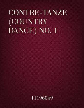 Contre-Tanze (Country Dance) No.1