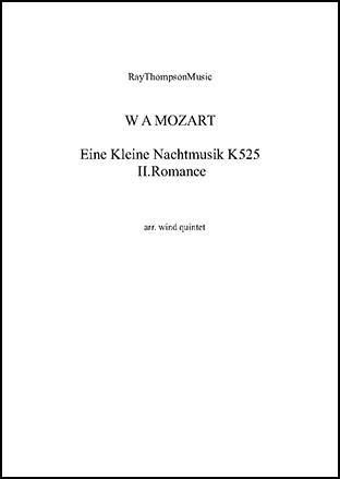 Eine Kleine Nachtmusik K525 II.Romance