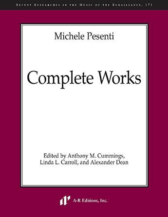 Michele Pesenti Complete Works