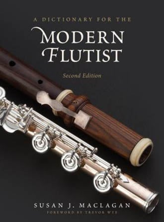 A Dictionary for the Modern Flutist