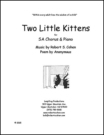 Two Little Kittens Thumbnail