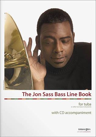 The Jon Sass Bass Line Book