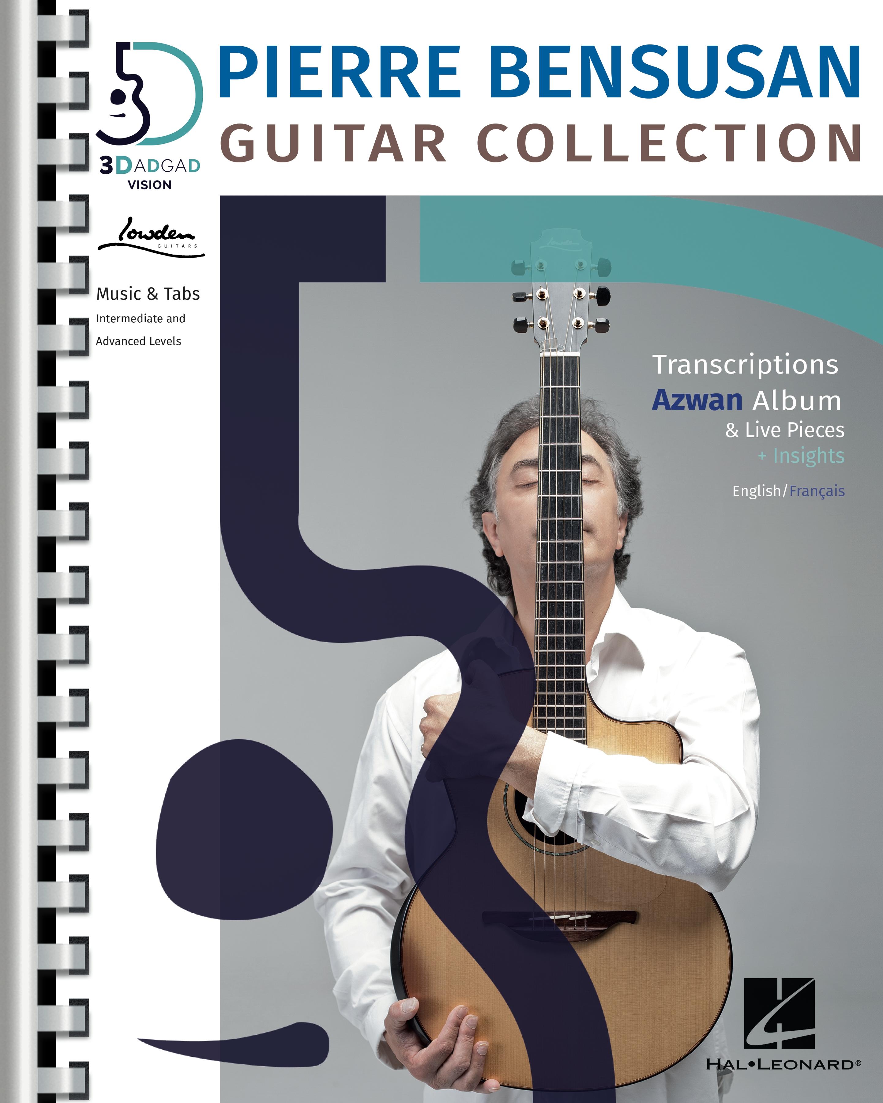 Pierre Bensusan Guitar Collection