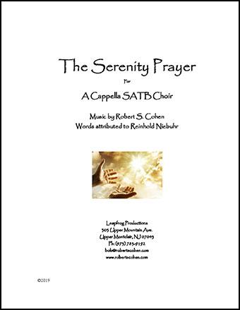 The Serenity Prayer Thumbnail