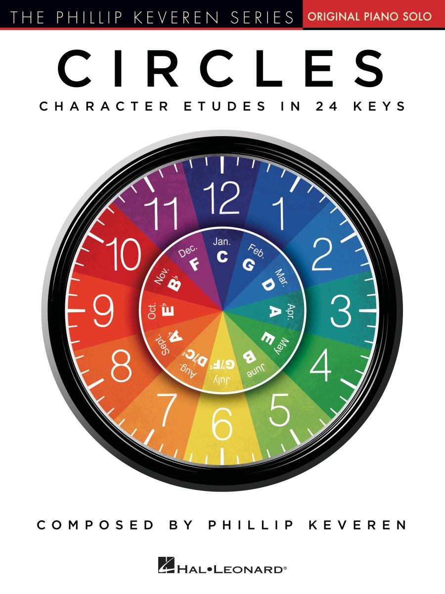Circles: Character Etudes in 24 Keys
