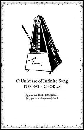 O Universe of Infinite Song