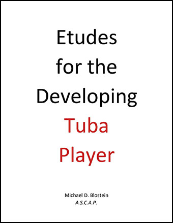 Etudes for the Developing Tuba Player
