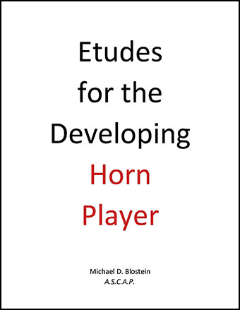 Etudes for the Developing Horn Player