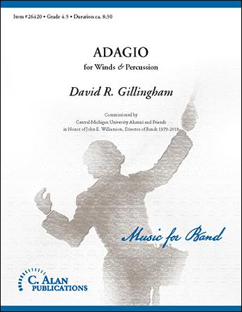 Adagio for Winds & Percussion