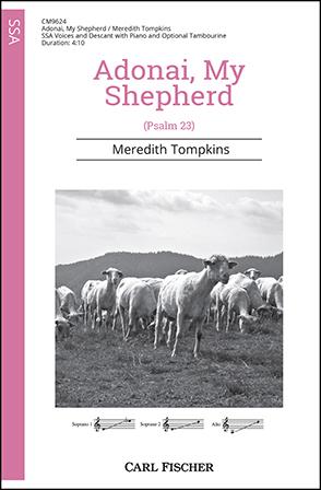 Adonai, My Shepherd