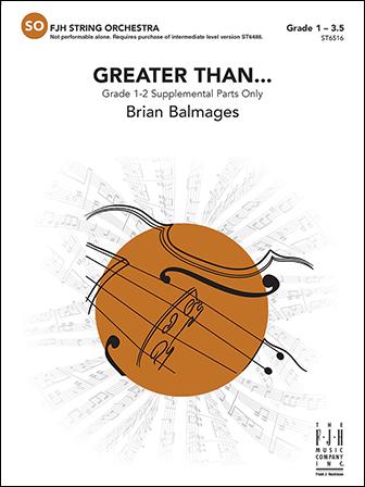 Greater Than... Thumbnail