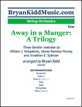 Away in a Manger: A Trilogy