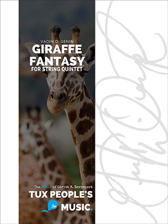 Giraffe Fantasy