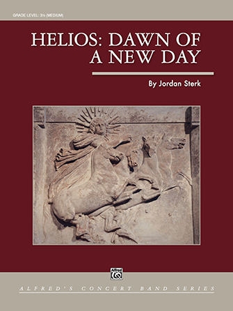 Helios: Dawn of a New Day choral sheet music cover