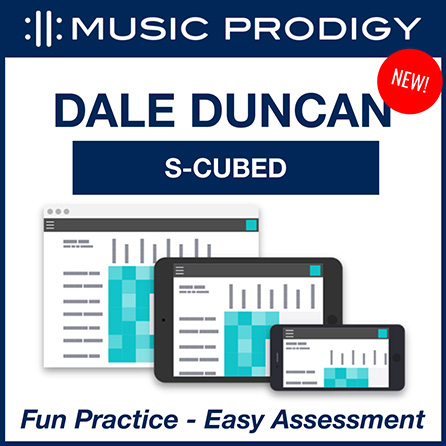 Music Prodigy for S-Cubed Sight Singing - special 3-month subscription Cover
