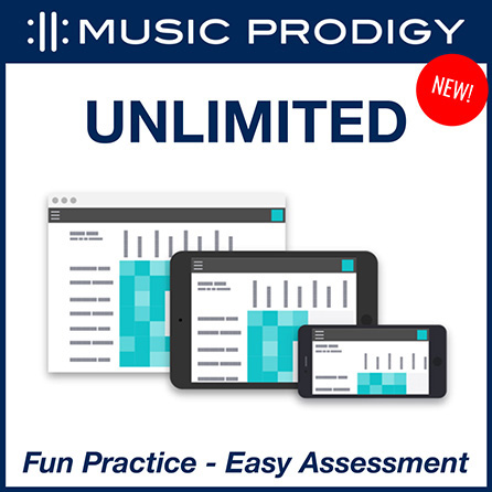 Music Prodigy Unlimited - special 3-month subscription Cover