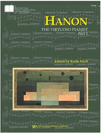 Hanon, The Virtuoso Pianist Part 1