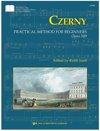 Czerny, Practical Method for Beginners Op. 599