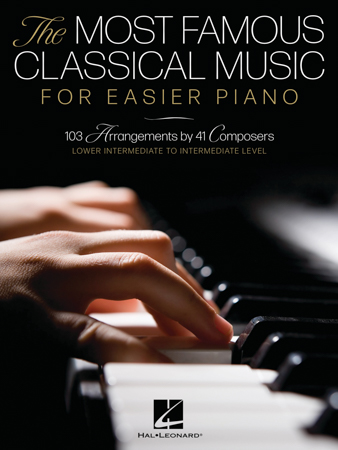 The Most Famous Classical Music for Easier Piano