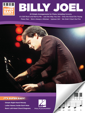 Super Easy Songbook : Billy Joel