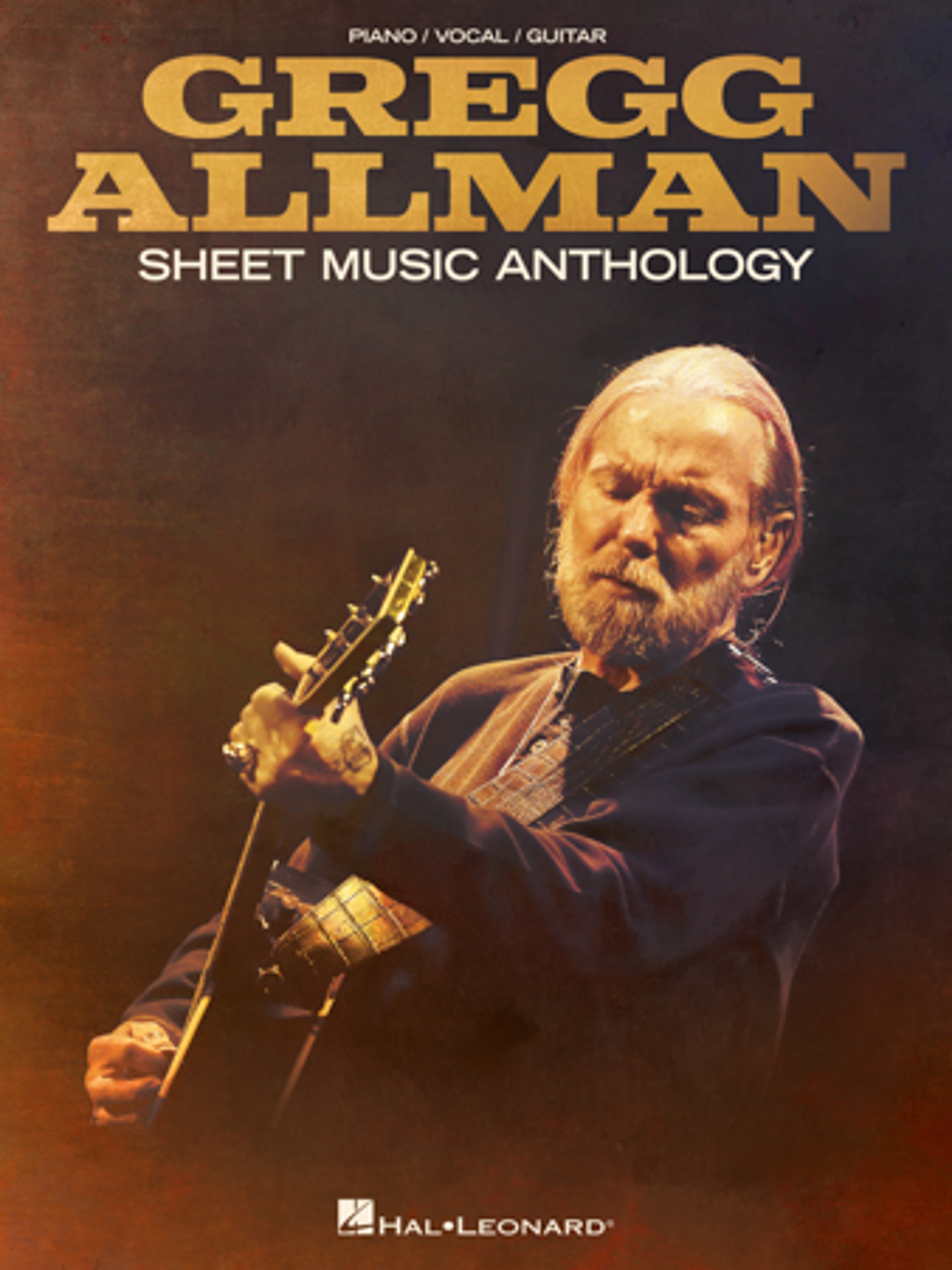 Gregg Allman Sheet Music Anthology