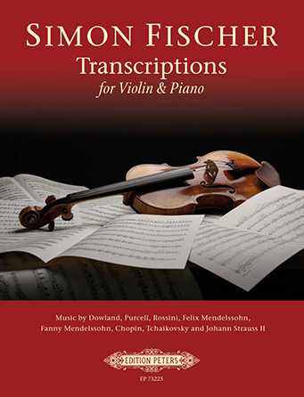 Transcriptions for Violin and Piano