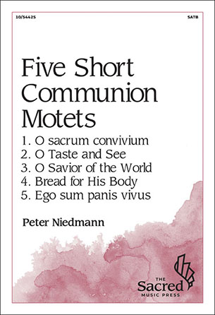 Five Short Communion Motets