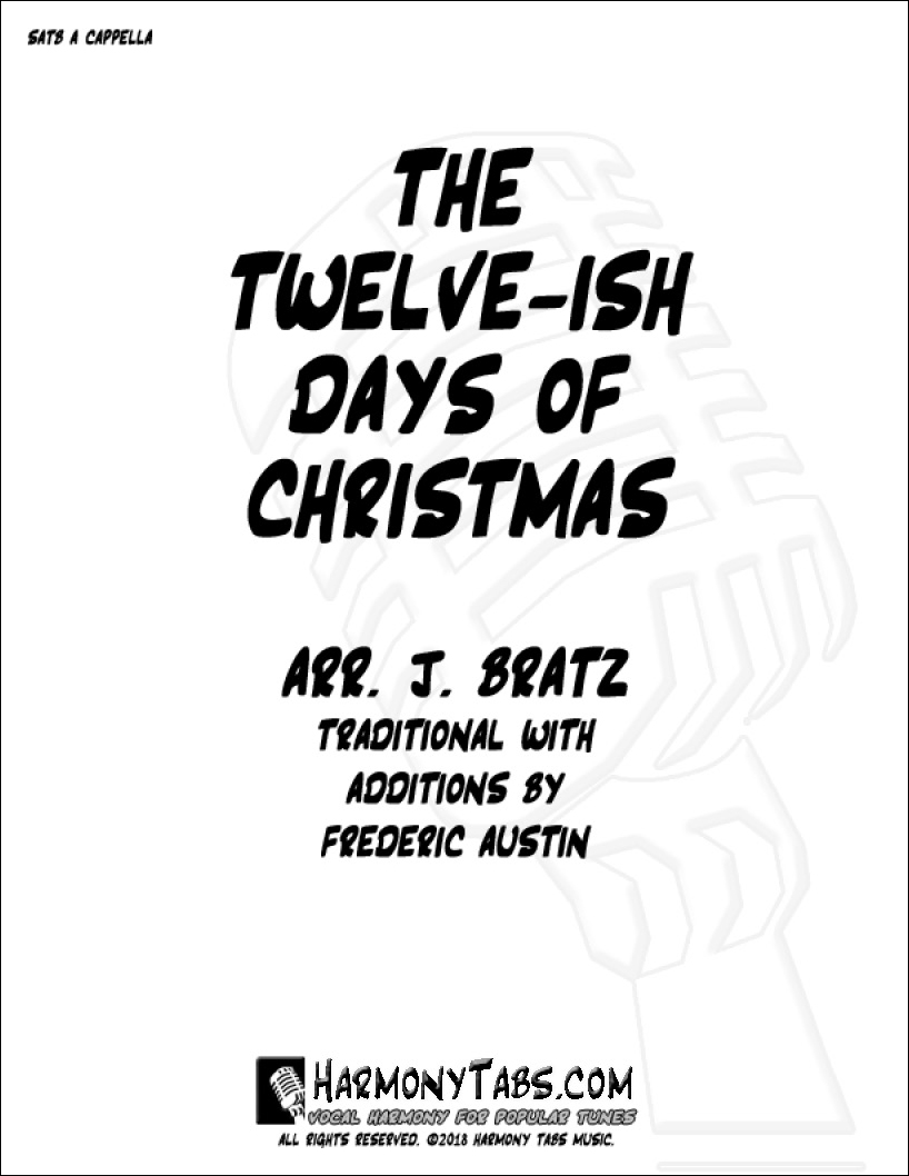 The Twelve-ish Days of Christmas