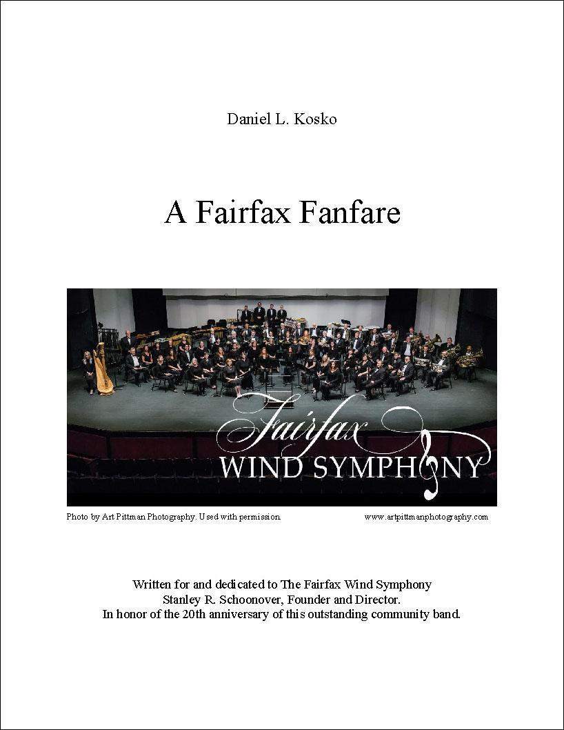 A Fairfax Fanfare
