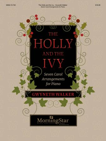 The Holly and the Ivy piano sheet music cover