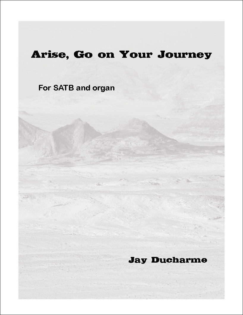 Arise, Go on Your Journey