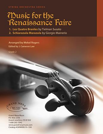 Music for the Renaissance Faire