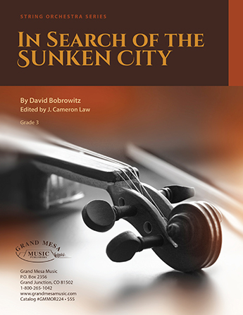 In Search of the Sunken City