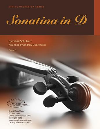 Sonatina in D