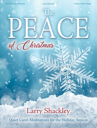The Peace of Christmas piano sheet music cover