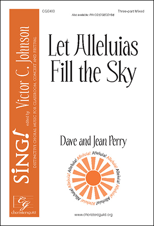 Let Alleluias Fill the Sky