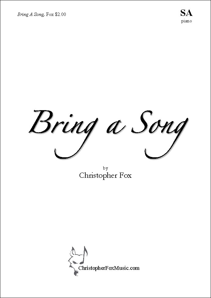Bring A Song