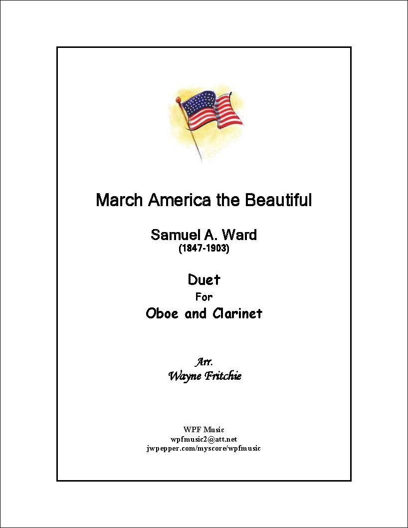 March America the Beautiful