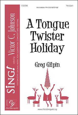 A Tongue Twister Holiday