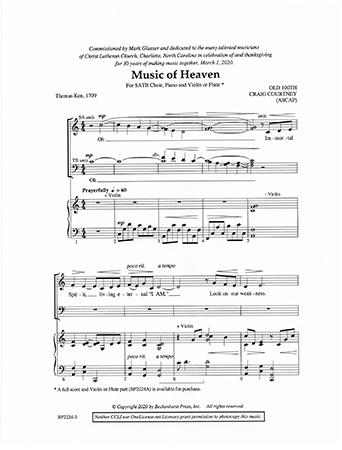 Music of Heaven