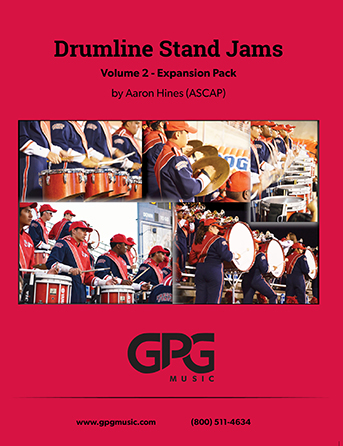 Drumline Stand Jams Vol. 2