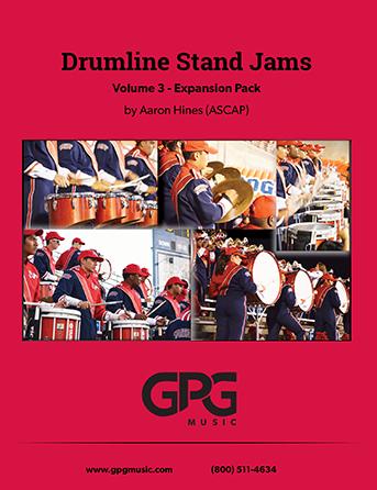 Drumline Stand Jams Vol. 3
