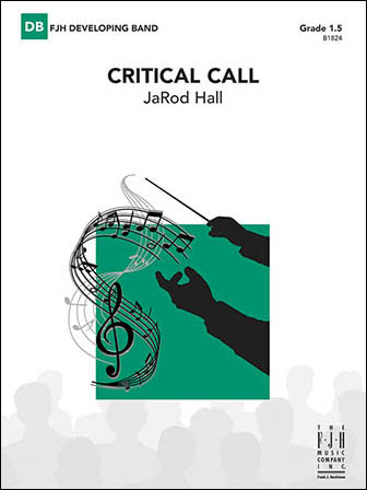 Critical Call choral sheet music cover